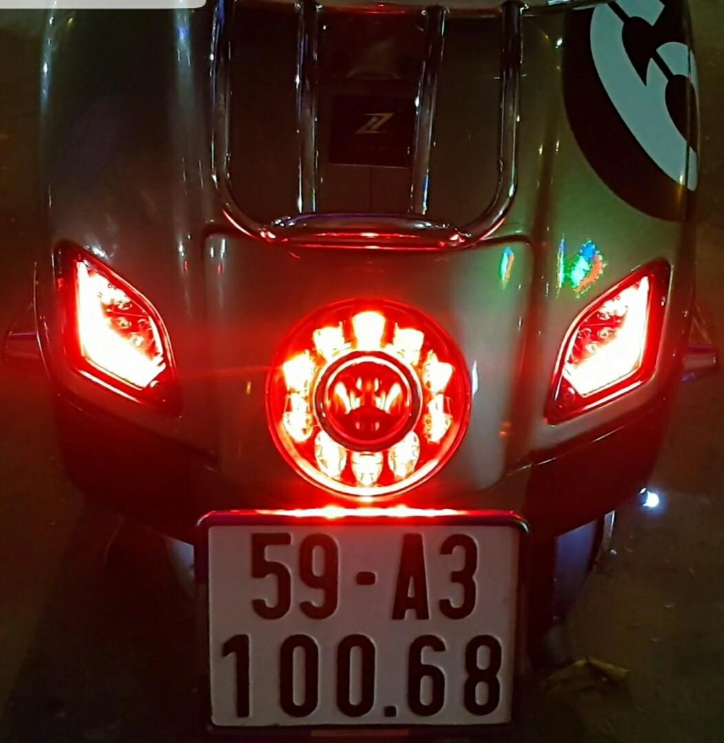 Đèn pha 946 độ cho GTV
